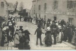 56,Morbihan, AURAY, Environs,Noces Bretonnes, La Ridée,animations, Scan Recto-Verso - Auray