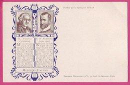 PC10175 UB Composers Niccolò Piccinni And Giovanni Pierluigi Da Palestrina. - Music And Musicians