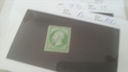 LOT 217094 TIMBRE DE FRANCE OBLITERE N�12 VALEUR 100 EUROS