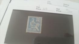 LOT 217148 TIMBRE DE FRANCE NEUF** N�118 VALEUR 500 EUROS