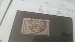 LOT 217150 TIMBRE DE FRANCE OBLITERE N�122 VALEUR 90 EUROS