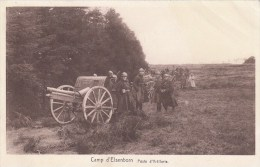 Camp D'Elsenborn - Poste D'Artillerie - Manovre