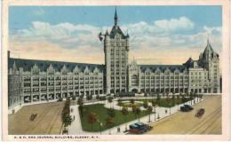 Amérique - Etats Unis - Albany - D & H Journal Building - Albany