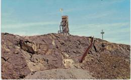 Amérique - Canada - Ontario - Sudbury - The Model Mine Shaft - Ontario