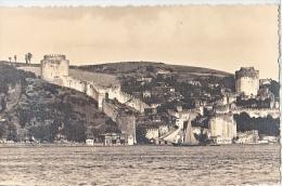 23926 Istambul Rumeli Hisar Hissar Bosphora -  Carte Fotograf Ceraz -istambul -bateau - Turquie