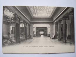 73 AIX LES BAINS - Le Grand Cercle - Vestibule - Aix Les Bains