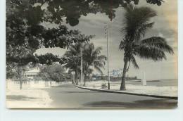 TAMATAVE  - Boulevard Gallieni.(carte Photo) - Madagascar