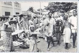 23932  COTONOU -  Ed Armor Bouinvy -scene De Rue Marché - Benin