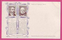PC10187 UB Composers And Conductors Paul Taffanel And François Habeneck. - Musique Et Musiciens
