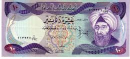 Iraq p.71c 10 dinars 1982 xf