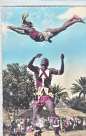 23939 Afrique En Couleurs Danses Acrobatiques -1001 Hoa-Qui Paris - Danseurs - Cartes Postales