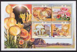 Série De 4 TP Neufs ** N° 1425/1428(Yvert) Niger 1999 - Champignons, Voir Description - Niger (1960-...)