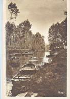 23945 TONNERRE Vue Sur L'Armancon -CIM Bateau Barque