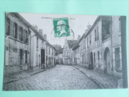 VERBERIE - Rue De PARIS - Verberie