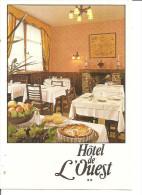 HOTEL RESTAURANT DE L OUEST   FLERS DE L ORNE