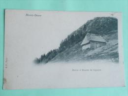 LE MONT DORE - Buron Et Buvette Du Capucin - Le Mont Dore