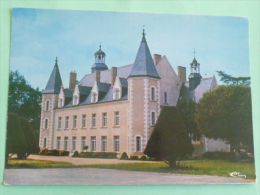 BALLAN -  Centre Social Du Chateau De La Carte - Ballan-Miré