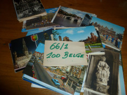 100 CARTES POSTALE DE BELGIQUE    66/1 - Cartes Postales