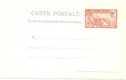 LANV8 - GUADELOUPE EP CP 10c  ACEP N°13 NEUVE - Guadeloupe (1884-1947)