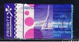 NL+ Niederlande 2001 Mi 1861 Rotterdam - Gebruikt