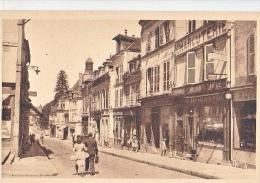 23950 TONNERRE - La Rue De L'Hôpital 8 Alain Rue Lecuirot Paris -CharcuterieDe Biastre