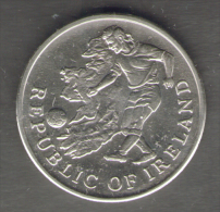 1990 WORLD CUP COPPA DEL MONDO MEDAL / COIN IRELAND - Italia