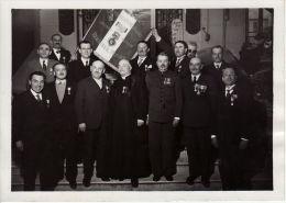 Beausoleil (06) - Monaco: assembl�e des m�daill�s militaires - Photos Detaille, Monte-Carlo