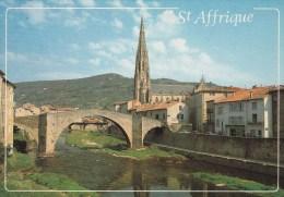 SAINT-AFFRIQUE (Aveyron) - Le Pont Romain - Saint Affrique