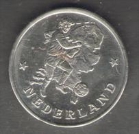 1990 WORLD CUP COPPA DEL MONDO MEDAL / COIN NEDERLAND - Italia