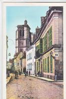 23955 TONNERRE - Rue Vaucorbe -CIM  Colorisée - Tonnerre