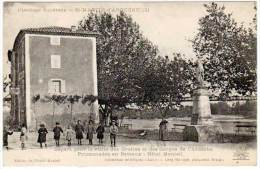 St Martin D'Ardèche - Départ Pour La Visite Des Grottes Et Des Gorges De L'Ardèche ... - France