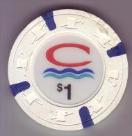 "ETATS UNIS - Jeton De Casino "" C "" - - Casino"