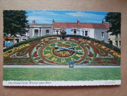 36300 PC: SOMERSET: WESTON-SUPER-MARE: The Floral Clock. - Weston-Super-Mare