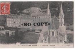 LA CHAPELLE  ( Manche )   - La Chapelle Et L'hôtellerie - Frankrijk