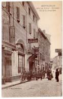 Montélimar - Hôtel Des Princes - Extrémité Sud De La Grand'rue - Montelimar