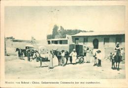PK Missien Van Scheut - China - Chine - Kar - Charrette - Missions