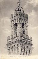 Siena - Rocca della Torre del Mangia