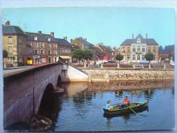 61  ,  Putanges - Pont Ecrepin, Le Pont Sur L'orne - Putanges
