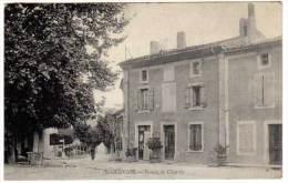 Saint Gervais - Route De Charols - France