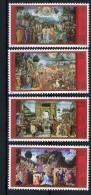 2001 - VATICANO - VATIKAN - Sass. Nr. 1224/227 - MNH - Stamps Mint - Nuevos