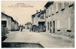 Aspres Sur Buech - Avenue De Grenoble - Hôtel Malaterre - Autres Communes