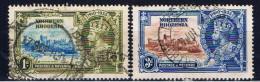Nordrhodesien+ 1935 Mi 18 20 Jubiläum - Nordrhodesien (...-1963)