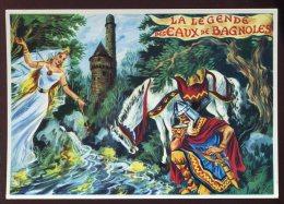 CPM Neuve 61 BAGNOLES DE L´ORNE La Légende Des Eaux De Bagnoles - Bagnoles De L'Orne
