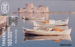 Telefonkarte Griechenland  Chip OTE   Nr.234  1996  3106  Aufl.  250 .000 St. Geb. Kartennummer   762214 - Greece