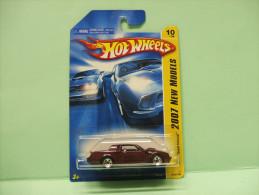 BUICK GRAND NATIONAL - 2007 New Models - HOTWHEELS Hot Wheels Mattel 1/64 US Blister - HotWheels