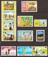 Arabische Emiraten    Scoutisme - Collections (sans Albums)