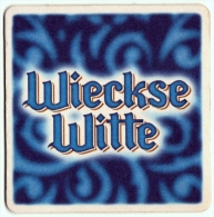 Sous-bock / Bierdeckel / Beer Mat Brasserie WIECKSE WITTE Heineken Pays-Bas Holland Netherlands Bier - Sous-bocks