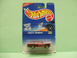 CHEVROLET CHEVY NOMAD WAGON - Collector 502 1996 - HOTWHEELS Hot Wheels Mattel 1/64 US Blister - HotWheels