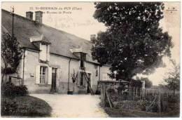 St Germain Du Puy - Le Bureau De Poste - France