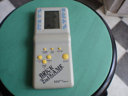 JEU ELECTRONIQUE  BRICK GAME 2 IN 1  E23  Tétris - Other